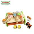 [Masterkidz]木製燒烤爐玩具