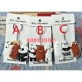 {ANNE SHOP}\nWe Bare Bear PVC Keychain