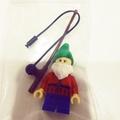 LEGO 8804 4代人偶包 釣魚老人