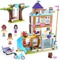小頑童 LEGO樂高式 樂拼 01063 女孩 Friends 女孩友情俱樂部 新款! 現貨!!