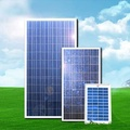 250W太陽能電池板 太陽能板 家用發電系統 12V電池充電元件