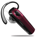 TOORUN M26 Bluetooth Headset with Noise Cancelling Compatible with Smart Phones LG G7 Samsung Note9 S9 iPhone Xs MAS Moto Z3 P30 Google pixel3 ZTE Axon-Red