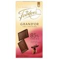 德國 Feodora 賭神巧克力 85%、75%、50%