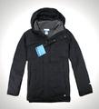 美國百分百【全新真品】Columbia 哥倫比亞 男女 黑 連帽外套 夾克 3 in 1 子母衣 2way 免運S M號