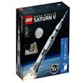【LEGO 樂高積木】IDEAS 系列-阿波羅計畫農神5號火箭 LT-21309