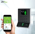 ZKTeco 2.8 inch TFT USB Biometric Fingerprint Time Attendance Machine Time Clock Recorder Employee Checking-in/out Reader WL20