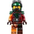 全新 樂高 LEGO 70605 Ninjago 忍者系列 人偶 天空海盜