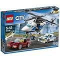 Lego城警察直升飛機和警察汽車60138 LEGO智育玩具 Game And Hobby Kenbill