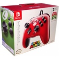 PDP Faceoff Deluxe Pro Controller for Nintendo Switch (Wired)