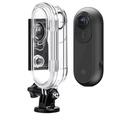 Treeone Insta 360 One Waterproof Case 45m/147ft Protective Case Cover Frame For Insta 360 One Size:16.5X9CMX5CM