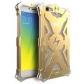 Aluminum Metal Frame Back Cover Case for OPPO R9s Plus (Gold)