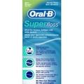 Oral-B Super Floss waxed mint 50pcs.ไหมขัดฟันออรัล-บี#แบบกล่อง