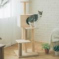 【M001】樂高概念貓跳台 - 豪華小屋