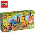 樂高【LEGO】L10813 大型建築工地 Big Construction