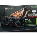 技嘉1070TI GeForce® GTX 1070 Ti Gaming 8G