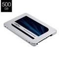 美光 Micron Crucial MX500 500GB SATAⅢ 2.5吋 SSD 固態硬碟