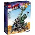 LEGO 樂高 70840 (樂高熊) 樂高玩電影2 歡迎來到末日小鎮 自由女神 全新未拆 保證正版