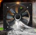 超強工業排氣扇牆壁廚房家用換氣扇大功率油煙扇衛生間排風扇12寸QM 西城故事