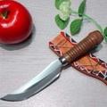 4吋木柄小番刀 原住民刀 番仔刀 登山刀 露營 西瓜刀 菜刀 開山刀 銅門刀