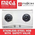 Fujioh Fg2792Svss Stainless Steel With Safety Valve