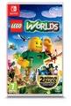 【全新未拆】任天堂 NINTENDO SWITCH NS 樂高世界 LEGO WORLDS 中文版【台中恐龍電玩】