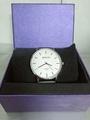 Bolun皮革錶帶手錶