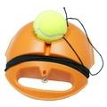 【Treewalker】073051 網球練習座 手提式 户外網球 初學者練習器 單人網球訓練器附收納袋