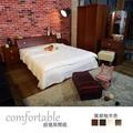 時尚屋 [WG5]露比床箱型雙人5件房間組-床箱+床底+床頭櫃+鏡台+衣櫃1WG5-11O+ZU5-7TCR