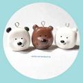 🐻We Bare Bears keychains