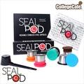 [學院咖啡] SealPod 不鏽鋼咖啡膠囊 (5入) 環保 重複使用 / 支援 Nespresso 指定系列