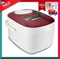 หม้อหุงข้าวดิจิตอล TEFAL รุ่น RK8145 ขนาด 1.8 ลิตร สีแดง-ขาว หม้อหุงข้าว หม้อหุงข้าวไฟฟ้า ชุดหม้อหุงข้าว  สินค้าคุณภาพ Premium !!! จัดส่งฟรี