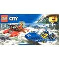 LEGO樂高 城市系列 60176 急流大逃亡