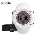 SUUNTO Ambit3 Run HR跑者進階訓練GPS腕錶【白色】