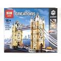 樂拼 17004 世界建築系-倫敦鐵橋/與樂高 10214 同款