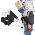 OnLook Kids Nerf Waist Bag Adjustable Nerf Gun Holster for Nerf Guns Leg Holster Bag for Nerf Guns N-strike Elite Series Blaster Toys