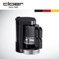 【Cloer 德國百年工藝】歐陸經典咖啡機(尊爵黑)