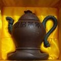 鄧丁壽 古逸壺 型號123 紫砂壺