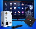 EVPAD PRO+ android 4k TV BOX LIFETIME FREE LIVE IPTV 4K TV Box pk Unblock UBOX