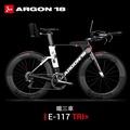 ARGON18 E-117PLUS 碳纖公路計時TT鐵三車電變公路自行車