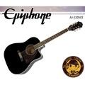 【小麥老師樂器館】Epiphone AJ-220SCE 單板 電民謠吉他 電木吉他 黑色 木吉他 吉他 AJ220