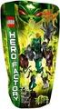 【LEGO 樂高積木】 Hero Factory 英雄工廠系列 - 綠晶魔 OGRUM LT-44007
