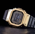 Casio Kolor x G-Shock GMW-B5000KL-9 Limited Gold and Black Series