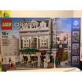 樂高 Lego 10243 巴黎餐廳 街景