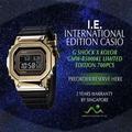 CASIO INTERNATIONAL EDITION G SHOCK X KOLOR LIMITED EDITION 700PCS GMW-B5000KL