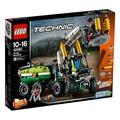 樂高積木 LEGO《 LT42080 》2018年 Technic 科技系列 - 伐木機械車