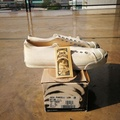 Converse jack purcell 1990s made in USA (Dead stock) White soft O