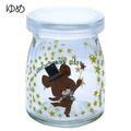 the school bears(學校熊) 玻璃保羅瓶附蓋/魔術   日本製   4518645455490