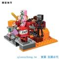 兼容樂高積木我的世界系列 冥界之爭 21139 男孩拼裝玩具10808