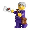 LEGO 70751 郵差