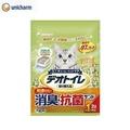 【Unicharm】日本消臭大師-一月間消臭抗菌-2L《雙層貓砂盆適》2種任選『WANG』